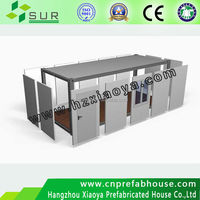good quality gray bathroom ceramic tile container house