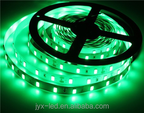 1M LED bar lighting strip Hard Strip Bar Light Aluminum 72leds SMD5630 12V led rigid