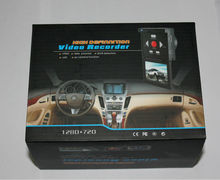 Resont video surveillance wifi 3G GPS Tracking car dvr s6000