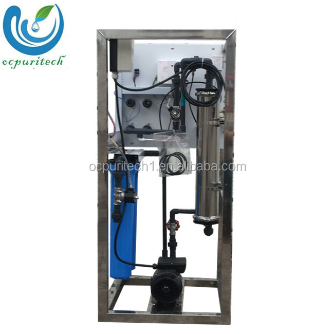 800GPD Commercial RO Water Treatment Plant Small Drinking Mineral Water Plant