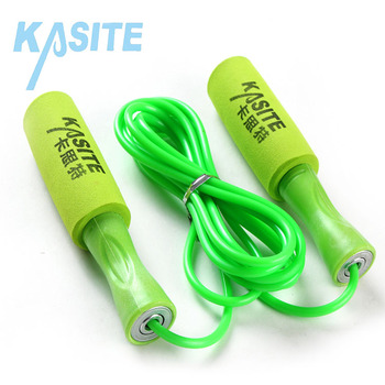 Customized Logo Fast Speed Adjustable Jump Rope