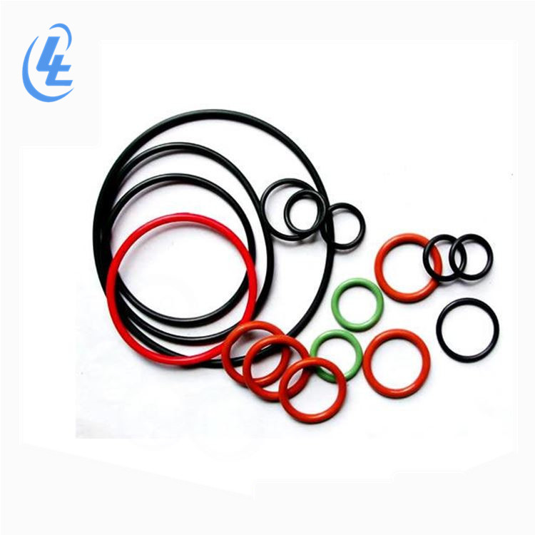 Superior Quality Colored Teflon Rubber O-Rings For Slurry Pump Silicone O Ring