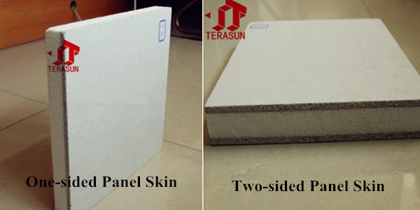 High quality soundproof waterproof SIP acoustic wall panel