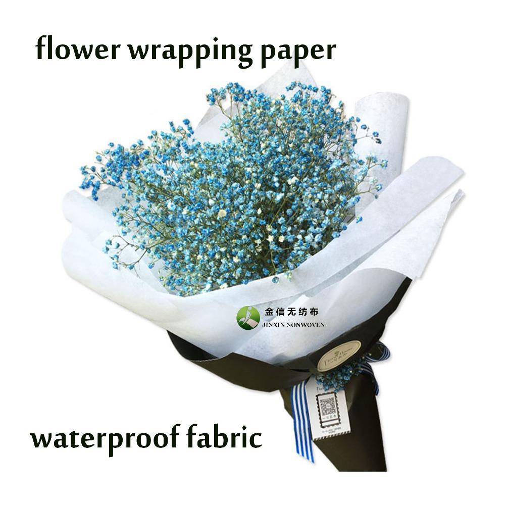 Non Woven Flower Wrapping Paper Biodegradable Tnt Pp Nonwoven Fabric Tnt Tecido Buy Tnt Nonwoven Tnt Wrapping Paper Tnt Tecido Product On