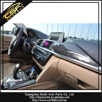 Top Quality Carbon Fiber Interior Trims Car Decoration For Bmw F30