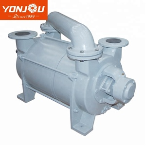 1HP Cast Steel Water Ring Vaccum Pump