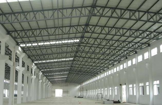 Estructuras met licas para construccion estructuras de for Como hacer una estructura metalica para techo