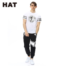 Hot Selling Mens Custom Cheap Plain White T-Shirts Men