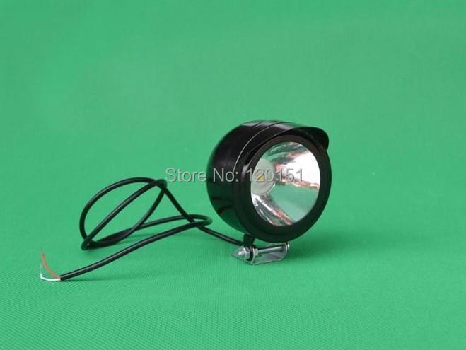 E - электрический велосипед автомобиль мотоцикл лампы 12 В 24 В 36 В 48 В 80 В высокой мощности из светодиодов пятно света фар 3 Вт