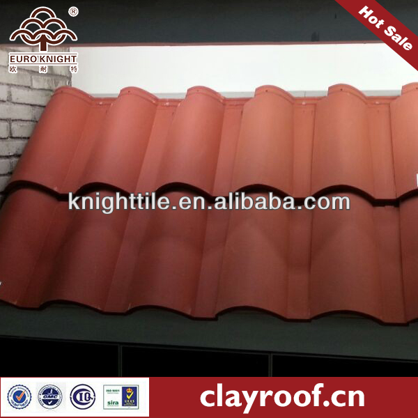 new waterproof spanish clay roof tile factory