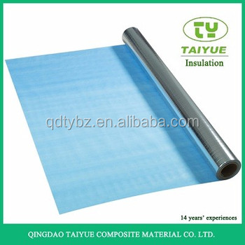 Australia market foil wall wrap breather fire retardant for Fireproof vapor barrier