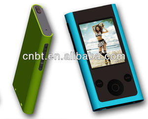1.8 inch mp4 player with AV OUT and Camera function