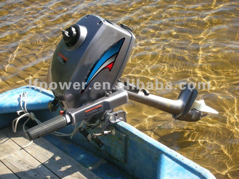 Copy Four-stroke Outboard motor boats 5hp ,6hp,4hp