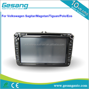 HD Touch screen Car Dvd Player With GPS/Bluetooth 3g wifi for VW Golf