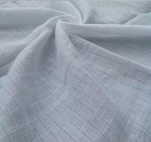 China Textile Organic Fabric Gauze Cotton Muslin Fabric