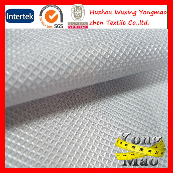 common hole style 3d air mesh fabric for sports shoes