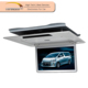 13.3inch car roof mount lcd monitor with tv for TOYOTA ALPHARD