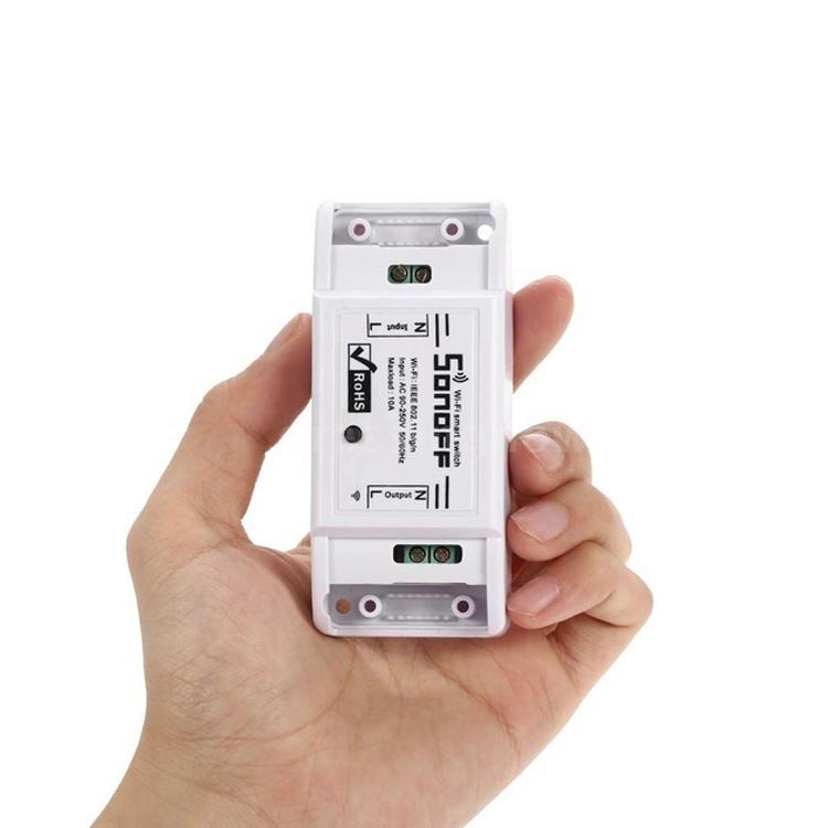 Electrical Switch 90-250V 10A Wifi Light Wifi Smart Switch Sonoff Basic