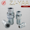 "ZJ-YAA 1"" ISO 7241-1 A Hydraulic Hose Quick Disconnect Couplers"