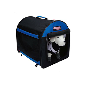 Portable Foldable Oxford Soft Pet Home Crate