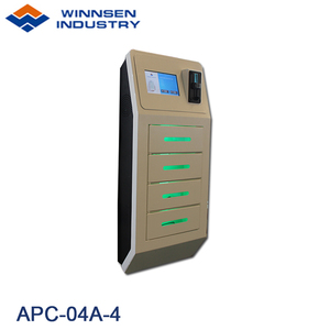 Wall Mount Commercial Cell Mobile Phone Charging Station Locker Mobile Phone Charging Vending Machine for Sale