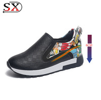2018 Best Fashion Women Casual Shoes Sneakers,Cheap Women High Heels Soft Sole Casual Shoes Women