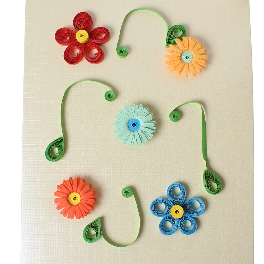 Wholesale Multicolor Paper Quilling For Diy Craft