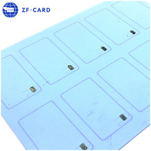<span class=keywords><strong>Folha</strong></span> de <span class=keywords><strong>Impressão</strong></span> <span class=keywords><strong>PVC</strong></span> 125 KHZ Smart Card A4 TK4100 RFID Inlay