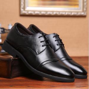 zm42485a Cheap china factory wholesale casual men leather dress shoes with low price