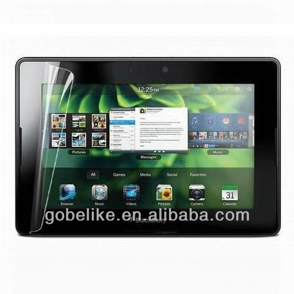 For BlackBerry 4G LTE PlayBook high definition screen protector