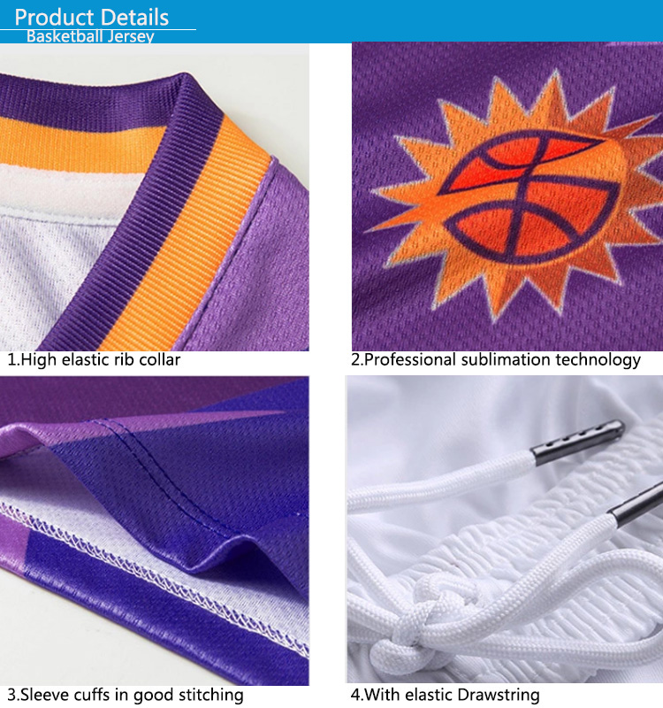 custom made basketball uniform