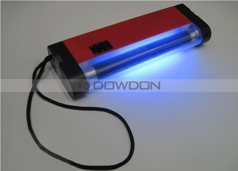 Red Uv Light Cigarettes Stamps Detector 4w 365nm Handheld Uv Lamps ...
