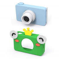 Toy Camera HD 8MP Video Digital Kids Camera Recorder with Built-in Speaker for Girls and Boys