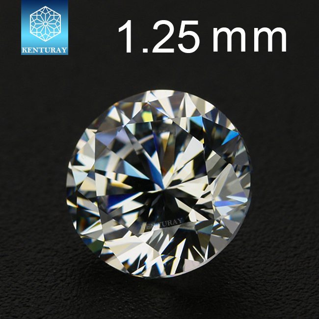 AAA Wholesale Round Machine Cut CZ <strong>Stone</strong> For Ring