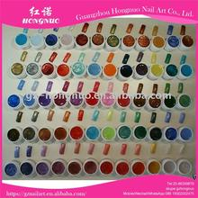 Milky Color Cream UV Builder Gel Nail Art 5ML-60color for your choice HN184