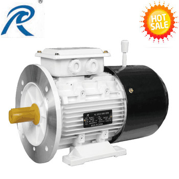 YEJ-90S-4 1.5hp three phase asynchronous brake motor