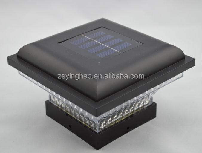 eclairage exterieur solaire de qualite. Black Bedroom Furniture Sets. Home Design Ideas