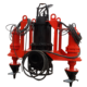 Toyo Submersible sand pump with agitator
