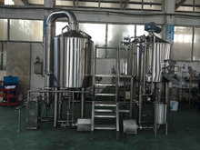 5bbl electric beer brewing system, pilot brewing system