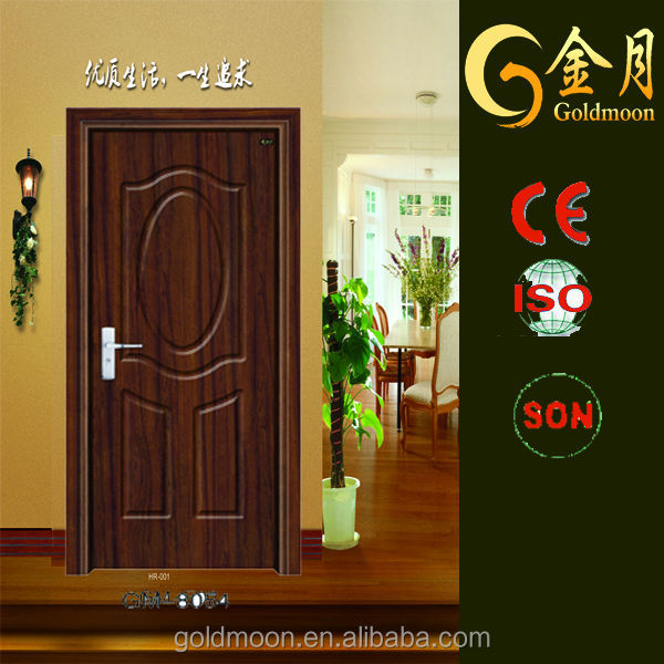 Goldmoon high quality solid wood inner doors