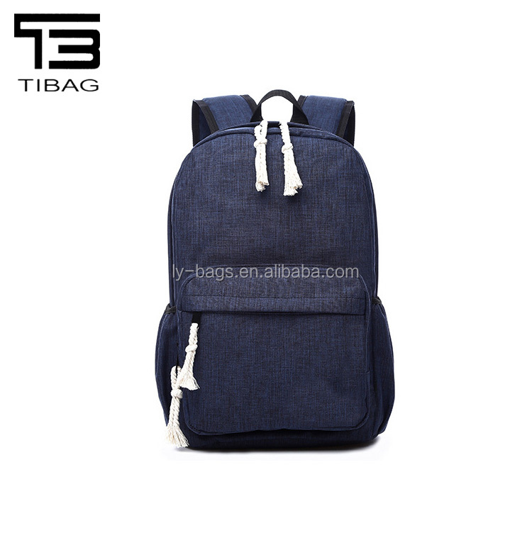 Wholesale Outdoor Oxford Sport Bags students Backpacks for men