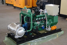 50-120KW Natural Gas Generator fuel consumption less