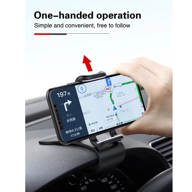 SJ-Y-049 best seller latest model car dash mount phone holder