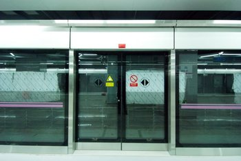 Metro or Subway Platform Screen Door & Metro Or Subway Platform Screen Door - Buy Metro Or Subway Platform ...