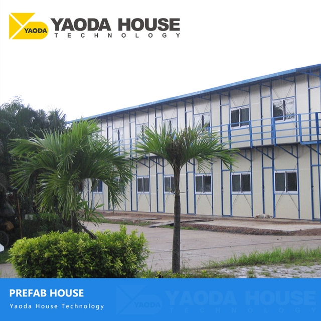 Alibaba Cheap Metal Pre Manufactured Houses With Internation Apartment  Steel Structure Prefab Model Building System House