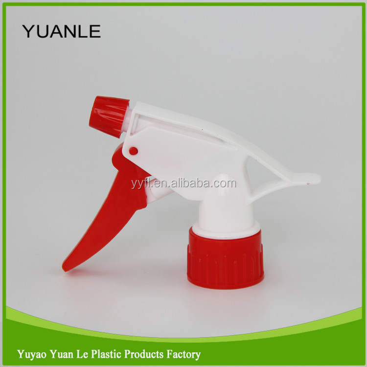 Cheap Color Fine Mist Plastic Trigger Sprayer Hand
