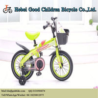 MINI 4 wheel 14 inch steel material children bicycles kids bike