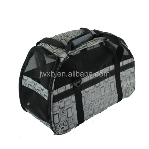 Aviator pet carrier bag travel light-weight