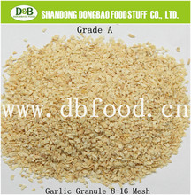 2015 dried gralic granule 8-16/16-26/26-40/40-80mesh with Brc/Haccp/Gap/Kosher