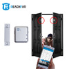 High quality LBS location motion door sensor gsm alarm system for door